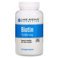 Lake Avenue Nutrition Biotin 10,000 mcg