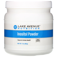 Lake Avenue Nutrition Inositol Powder (454 гр)