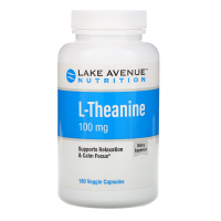 Lake Avenue Nutrition L-Theanine 100 mg