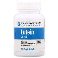 Lake Avenue Nutrition Lutein 20 mg