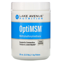 Lake Avenue Nutrition OptiMSM Flakes (992 гр)