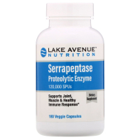 Lake Avenue Nutrition Serrapeptase 120,000 SPUs - Серрапептаза