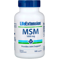 Life Extension MSM 1000 mg
