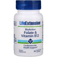 Life Extension BioActive Folate & Vitamin B12