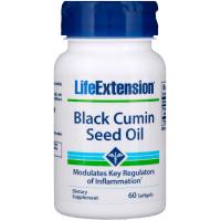 Life Extension Black Cumin Seed Oil - Масло семян черного тмина