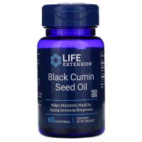 Life Extension Black Cumin Seed Oil - Масло семян черного тмина