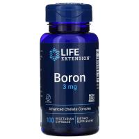 Life Extension Boron 3 mg