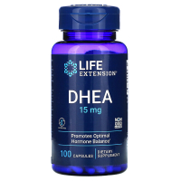 Life Extension DHEA 15 mg