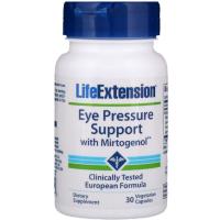 Life Extension Eye Pressure Support with Mirtogenol - Поддержка нормального глазного давления