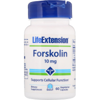 Life Extension Forskolin 10 mg