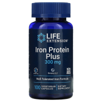 Life Extension Iron Protein Plus 300 mg