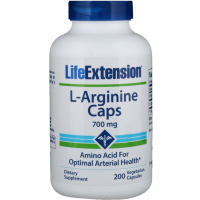 Life Extension L-Arginine Caps 700 mg
