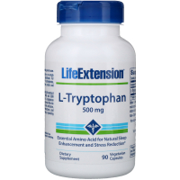 Life Extension L-Tryptophan 500 mg