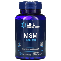 Life Extension MSM 1000 mg