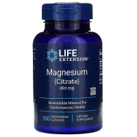 Life Extension Magnesium (Citrate) 160 mg