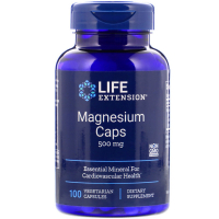 Life Extension Magnesium Caps 500 mg