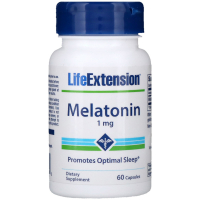 Life Extension Melatonin 1 mg