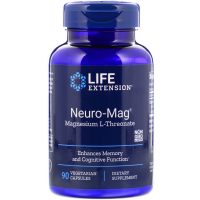 Life Extension Neuro-Mag Magnesium L-Threonate (L-Треонат магния)