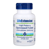 Life Extension Optimized Folate 5000 mcg