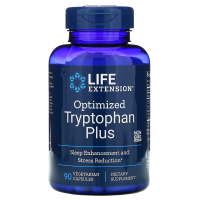 Life Extension Optimized Tryptophan Plus