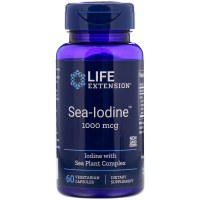 Life Extension Sea-Iodine 1000 mcg - Йод