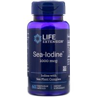 Life Extension Sea-Iodine 1000 mcg - Йод