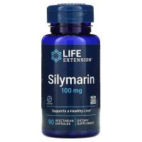 Life Extension Silymarin 100 mg - Расторопша