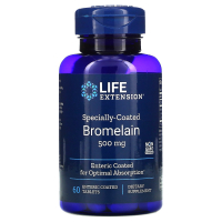 Life Extension Specially-Coated Bromelain 500 mg