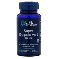 Life Extension Super R-Lipoic Acid 240 mg