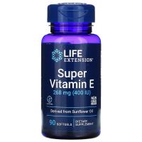 Life Extension Super Vitamin E 268 mg (400 IU)