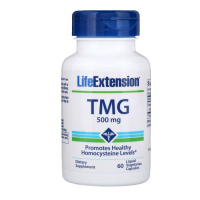 Life Extension TMG 500 mg - Триметилглицин