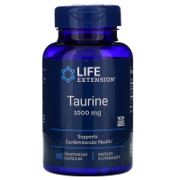 Life Extension Taurine 1000 mg