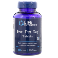 Life Extension Two-Per-Day Tablets