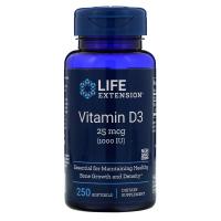 Life Extension Vitamin D3 1000 IU