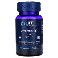 Life Extension Vitamin D3 5000 IU