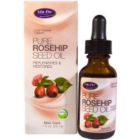 Life Flo Health Pure Rosehip Seed Oil (30 ml) - Масло семян шиповника