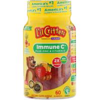 L'il Critters Immune Immune C Plus Zinc & Vitamin D