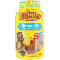 L'il Critters Omega-3