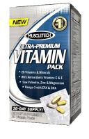 MuscleTech 100% Ultra-Premium Vitamin Pack (60 капс)