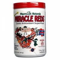 Витамины MacroLife Naturals Miracle Reds (283,5 гр)