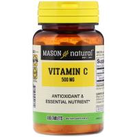Mason Natural Vitamin C 500 mg
