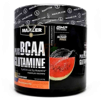 Maxler BCAA + Glutamine (300 гр)