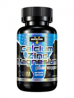 Maxler Calcium Zinc Magnesium (90 таб)