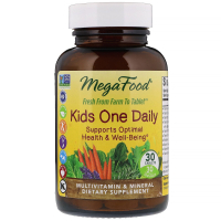 MegaFood Kids One Daily