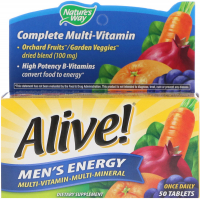 Nature's Way Alive! Men's Energy