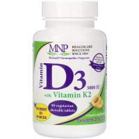 Michael's Naturopathic Vitamin D3 with Vitamin K2