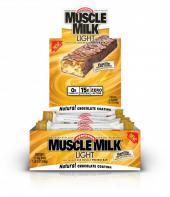 CytoSport Muscle Milk протеиновый батончик (12шт х 45 гр)