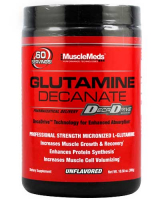 MuscleMeds Glutamine Decanate (300 гр)