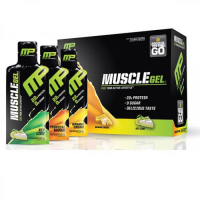 MusclePharm MuscleGel (12шт x 46 гр)