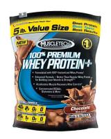 MuscleTech 100% Premium Whey Plus - 5lb (2270 гр)